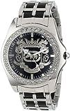 Marc Ecko Men's E95016G7 Black Dial Bracelet Watch