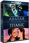 Coffret Blu-ray 3D : Avatar + Titanic