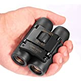 Aurosports 30x60 Folding Bionocular Telescope with Night Vision - Style Random l for outdoor birding, travelling, sightseeing, hunting, etc