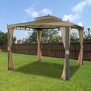 Good Melbourne Gazebo Replacement Canopy RipLock