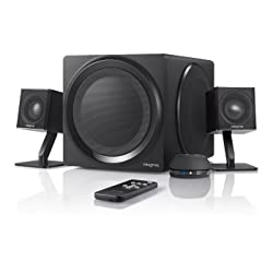 Creative T4 Bluetooth Wireless 2.1 Speaker System (Black)
