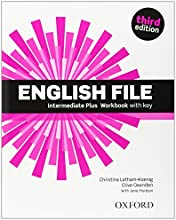 English File Intermediate Plus: Student's Book Work Book With Key Pack (3rd Edition) (English File Third Edition)