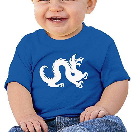 DVPHQ Baby's Drexel University Dragon Logo T Shirts Little Unisex RoyalBlue Size 24 Months (6-24 Months) (Dragon De Fisher Price compare prices)