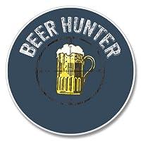 Beer Hunter Auto Car Truck Boat Coaster (1)