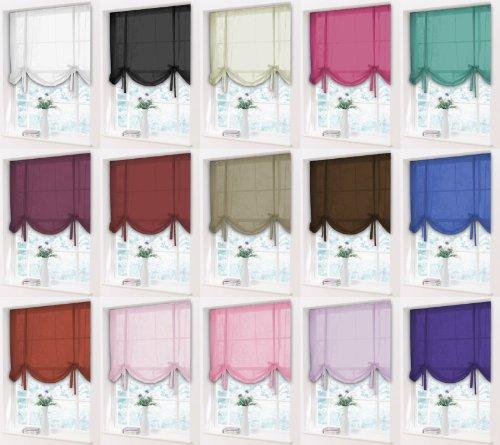 voile-plain-tie-blind-net-curtain-panels-59-wide-x-54-drop-white-by-textile-house