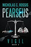 Book cover image for Pearseus: Vigil (book 3 of the Pearseus epic fantasy series)
