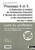 echange, troc Collectif - Processus 4/5 BTS CGO 1e année : Livre du professeur