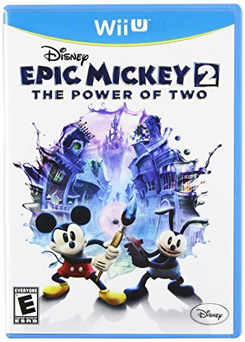 Epic Mickey 2: The Power of Two - Nintendo Wii U by Disney Interactive Studios (Epic Mickey 2 compare prices)