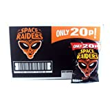 Space Raiders Spicy x 40 1008g