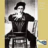 echange, troc Stravinsky, Jacobs, Oppens, Debussy, Copland - Music for Four Hands: Nonesuch Recordings