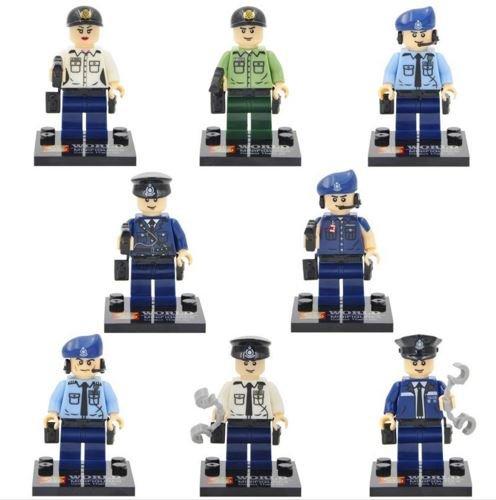 [ActionFigures [Police Swat Mini Blocks Superheroes MilitarySeries] Minifigures Educational Toys DIY Building Blocks] (Hulkbuster Costume For Kids)