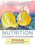 img - for Nutrition: Concepts and Controversies, MyPlate Update book / textbook / text book