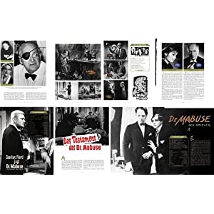 Der Klassische Kriminalfilm, Band 1: Dr. Mabuse