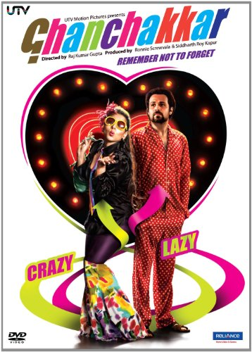 Ghanchakkar (Hindi Movie / Bollywood Film / Indian Cinema DVD)