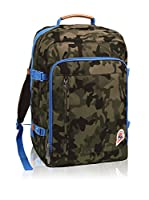 Invicta Mochila Business Office (Verde Camuflaje)