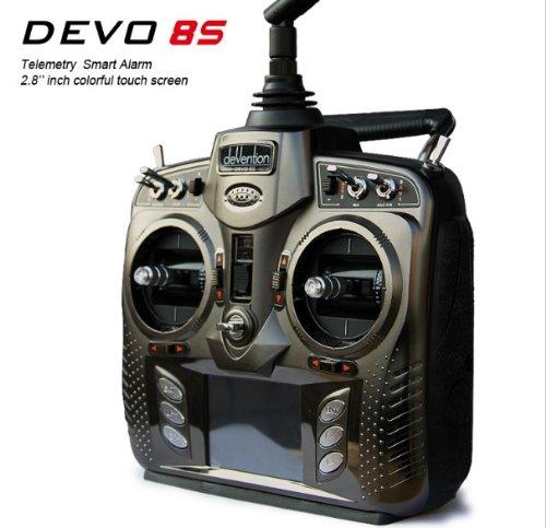 Walkera Devo 8S Radio W/o Rx, for Walkera series Rc Helicopter, Rc Aircraft