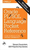 img - for Oracle PL/SQL Language Pocket Reference book / textbook / text book