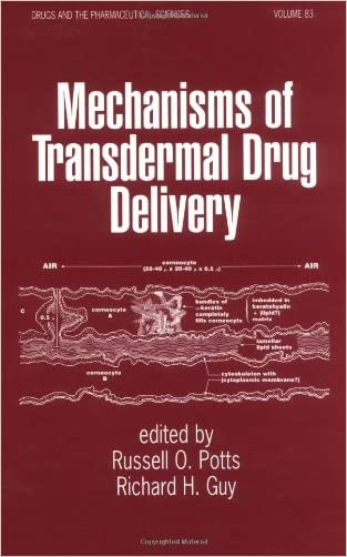Mechanisms of Transdermal Drug Delivery (Drugs and the Pharmaceutical Sciences)