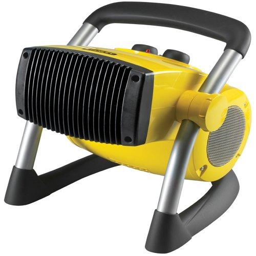 B005S4N3UC Lasko 675919 Stanley Pro-Ceramic Utility Heater, 12-Inch