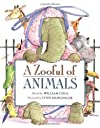 A Zooful of Animals by Cole, William R. published by Sandpiper Paperback