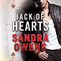 Jack of Hearts: Aces & Eights, Book 1 Hörbuch von Sandra Owens Gesprochen von: Amy McFadden, Sebastian York