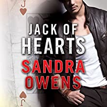 Jack of Hearts: Aces & Eights, Book 1 Audiobook by Sandra Owens Narrated by Amy McFadden, Sebastian York