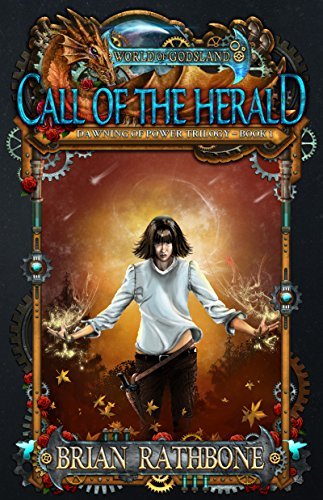 Book: Call of the Herald (Godsland Series - Book One) by Brian Rathbone