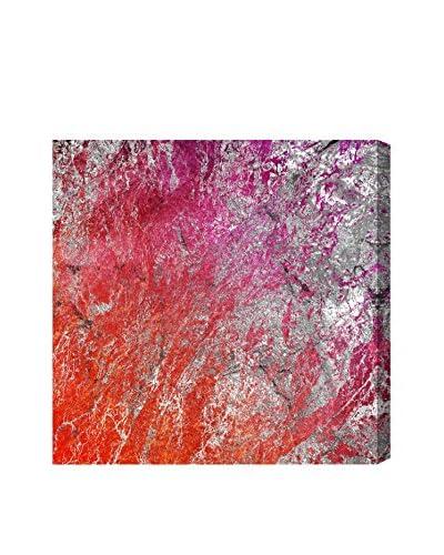 """Oliver Gal """"Fresh Geode Love"""" Canvas Art"""