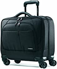 Samsonite Luggage Xenon 2 Spinner Mobile Office, Black, 17-Inch