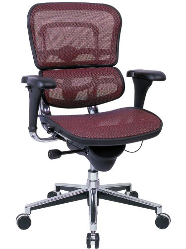 Eurotech Ergohuman - Ergonomic Mesh Office Chair-ME8ERGLO