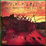 Pink Floyd LIVE IN VENICE-JULY 15,1989 DVD+2 CD set Multimedia Collection