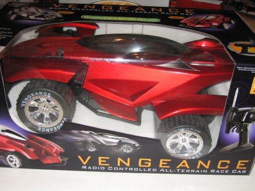 Vengeance Radio Controlled All-terrain Race Car