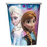 9oz Disney Frozen Paper Cups, 8ct