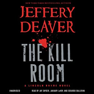 The Kill Room Audiobook