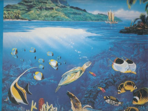Ocean of Paradise Jigsaw Puzzle - 1