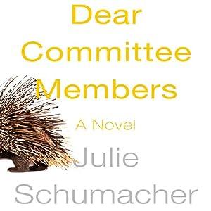 Dear Committee Members Audiobook