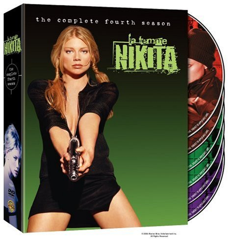 La Femme Nikita: Complete Fourth Season [DVD] [Import]