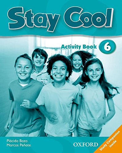 Stay Cool 6: Activity Book