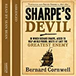 Sharpe's Devil: Sharpe, Book 19 (       ABRIDGED) by Bernard Cornwell Narrated by Sean Bean