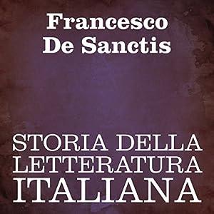 Storia della Letteratura Italiana Audiobook