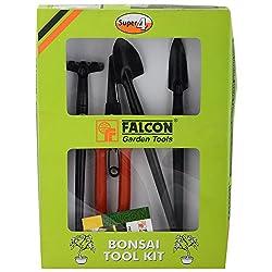 Falcon Falcon Garden Tools 4 Piece Bonsai