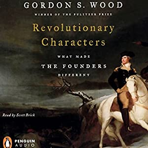 Revolutionary Characters Audiobook