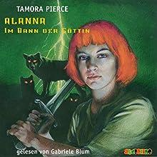 Im Bann der Göttin (Alanna 2) Hörbuch von Tamora Pierce Gesprochen von: Gabriele Blum