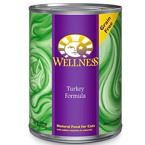 Wellness Complete Health Grain Free Turkey Natural Wet Canne