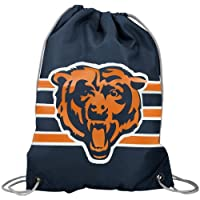 NFL Chicago Bears Drawstring Backpack from Forever Collectibles