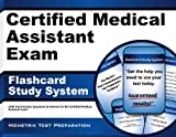img - for Certified Medical Assistant Exam Flashcard Study System: CMA Test Practice Questions & Review for the Certified Medical Assistant Exam book / textbook / text book