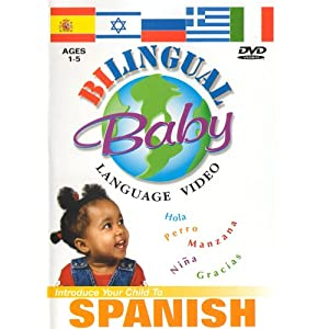 Bilingual Baby, SPANISH movie