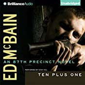 Ten Plus One: An 87th Precinct Novel, Book 17 | Ed McBain