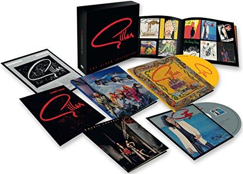 Gillan: The Albums Collection (6 CDs)