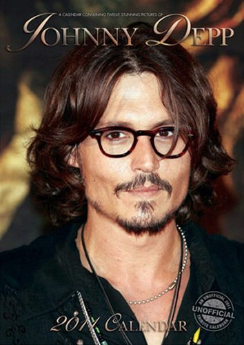 Johnny Depp 2011 A3 Wall